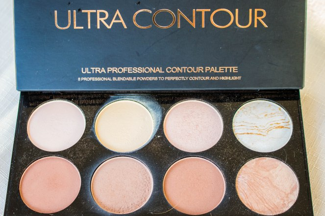 Makeup Revolution London Ultra Contour Palette Parfimo Blogger