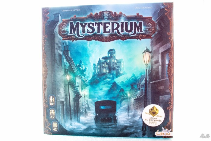 mysterium boardgame january favourites
