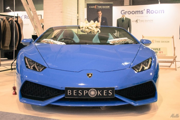the national wedding show bespokes car hire