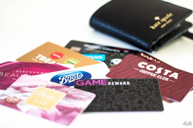 5 tips on saving money rewards cards points