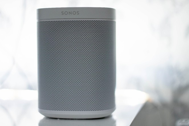 sonos one smart home alexa amazon echo sound system smart speaker april favourites