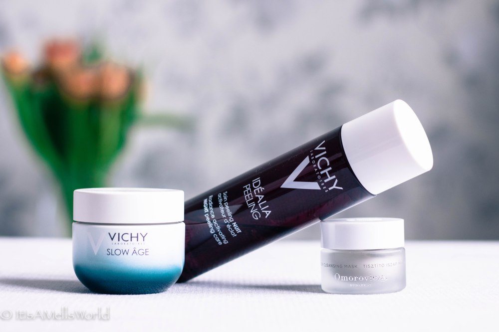 what to spend more money on skincare vichy slow age idealia peeling omorovicza deep cleansing mask