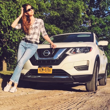 New York Travel Nissan Rogue