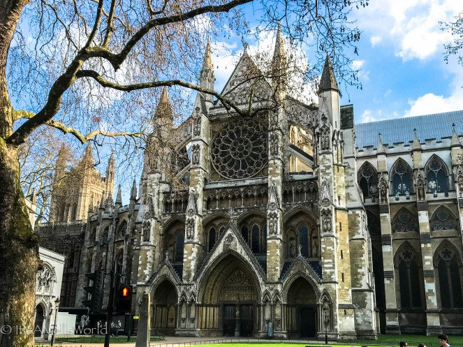 travel blog london walk london westminster abbey