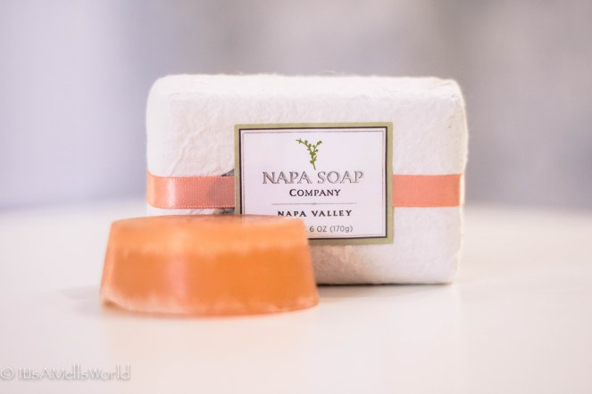 natural soap bar hand made coconut napa soap company