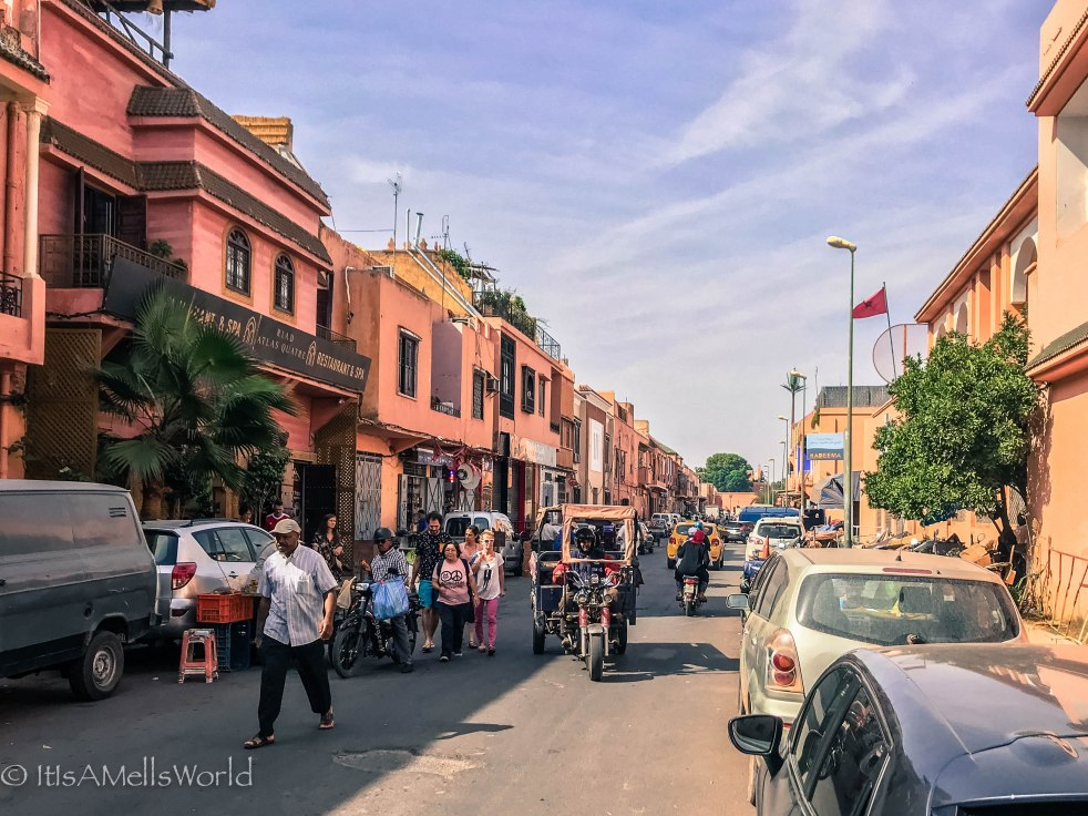 morocco marrakech travel guide tips streets