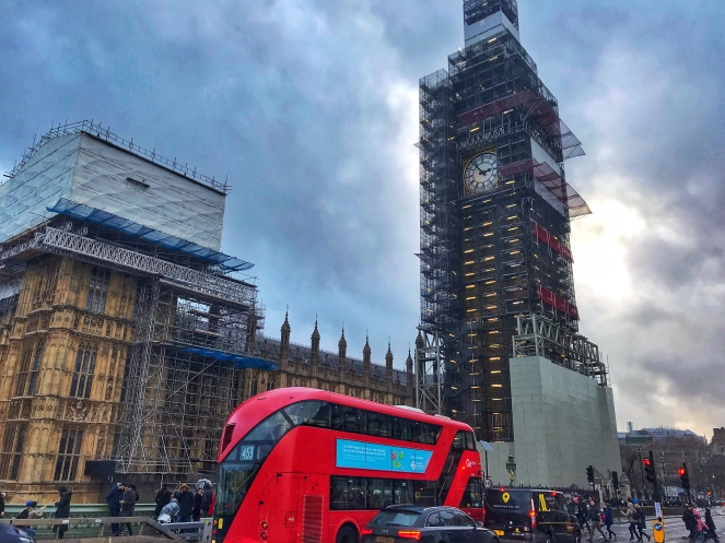 big ben travel blog renovation